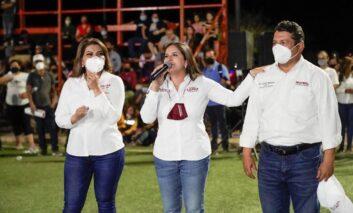 En los próximos tres años haremos una gran inversión en infraestructura deportiva en Hermosillo: Celida López