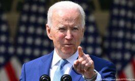 Biden ofrece ayuda a México para recuperarse tras accidente del Metro