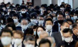 Japón suma cifra récord por contagios de COVID-19