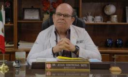 Llevamos al HIES y al HIMES tatuado por nuestros pacientes: Director General