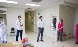 Pandemia de COVID-19 se estabiliza en Sonora, pero el riesgo no se ha ido: Clausen Iberri
