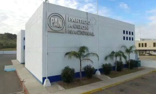 Partido Acción Nacional en Sonora lamenta crimen del candidato de MC, Abel Murrieta Gutiérrez.