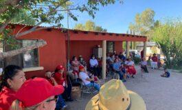 Mascareñas y el ejido Los Picos son ya Territorio PT.