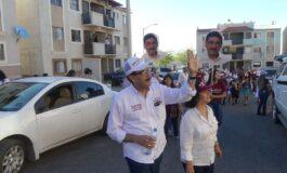 """En Nogales ya ganamos"": Juan Gim Nogales"