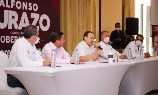 Hay que romper el cacicazgo político de Puerto Peñasco: Alfonso Durazo