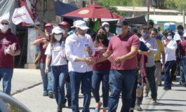 Apoyan tiangueros a Juan Gim Nogales