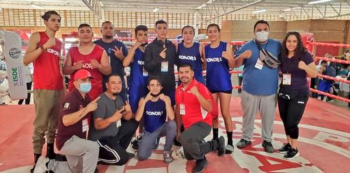 La Ola Roja deja huella en las etapas de región rumbo a los Juegos Nacionales 2021
