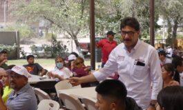 Refrendan el apoyo a Juan Gim Nogales