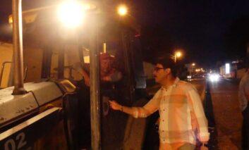 Atiende Gim Nogales emergencia urbana