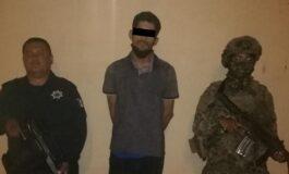 DETIENE LA POLICÍA MUNICIPAL A PRESUNTO LADRÓN DE TIENDA DEPARTAMENTAL