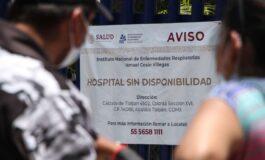 México reporta 17 mil 408 nuevos casos de COVID-19, la mayor cifra desde enero