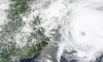 Tifón se aproxima a Japón amenazando competencias de Tokyo 2020
