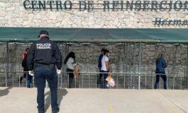 Para proteger del COVID-19 a internos de Ceresos e Itama se suspenden visitas familiares