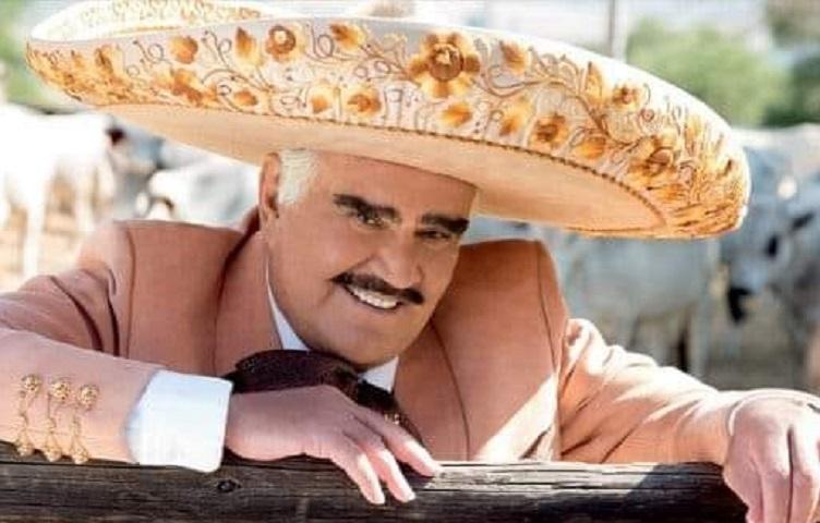 Desmienten muerte de Vicente Fernández