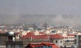 Explosión afuera del aeropuerto de Kabul, en Afganistán