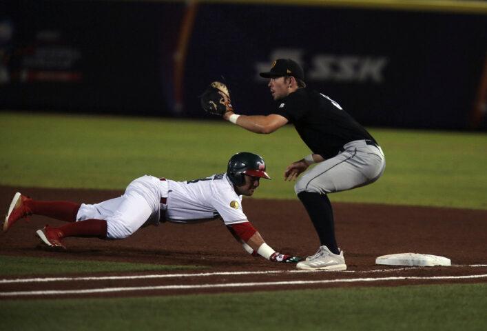 Con cuatro victorias, México avanza a Súper Ronda del Mundial Sub-23 de Beisbol