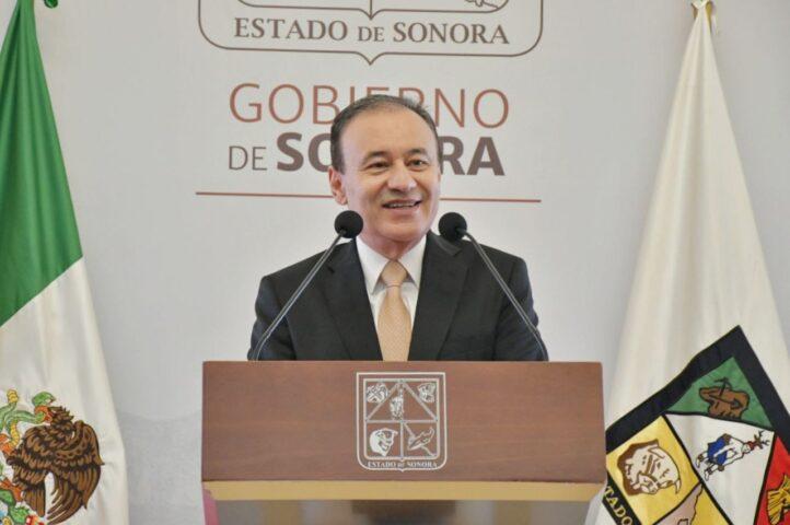 Vamos juntos a transformar Sonora: Alfonso Durazo Montaño.