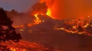 Erupción de volcán deja más de 5 mil evacuados en La Palma, España