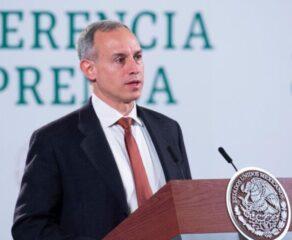 Variante Mu de covid ya está en México: López-Gatell