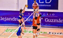 Selección juvenil de voleibol femenil se alista para Campeonato Mundial en Durango
