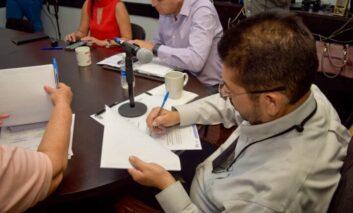 Firman Convenio de Colaboración Gobierno Municipal y Congregación Mariana Trinitaria