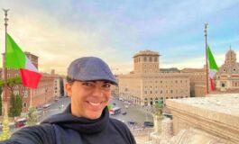 Cristian Castro cantará para el Papa Francisco en el Vaticano