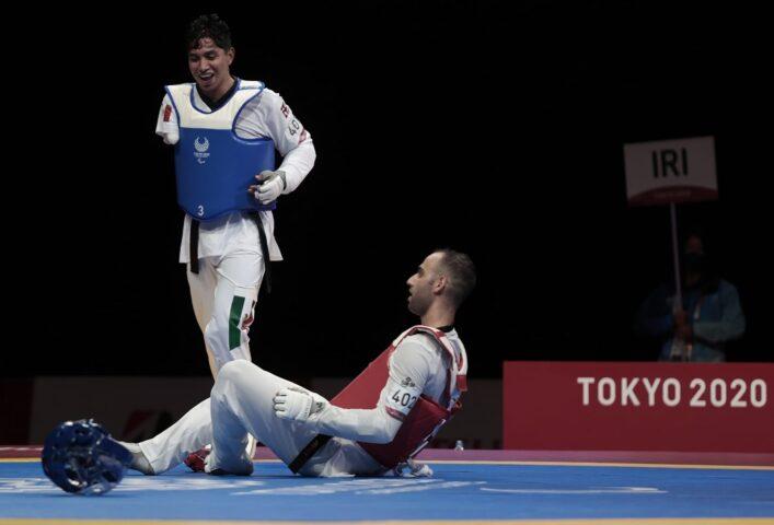Juan Diego García gana oro histórico en taekwondo para México