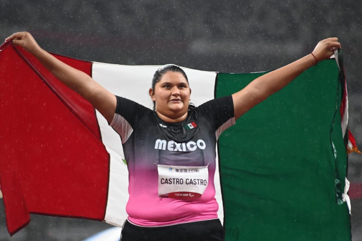 Rosa Castro cierra con bronce cosecha de medallas para México en Tokio 2020