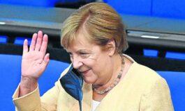 La canciller alemana, Merkel, se dispone a abandonar el poder