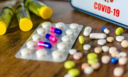Pfizer inicia prueba de una pastilla anti COVID-19