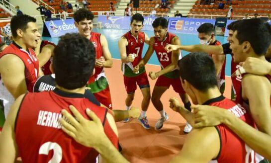 México se consagra campeón de la Copa Panamericana de voleibol de sala