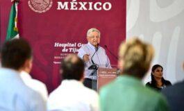 Habrá viaducto elevado en Tijuana con peaje gratuito, anuncia presidente