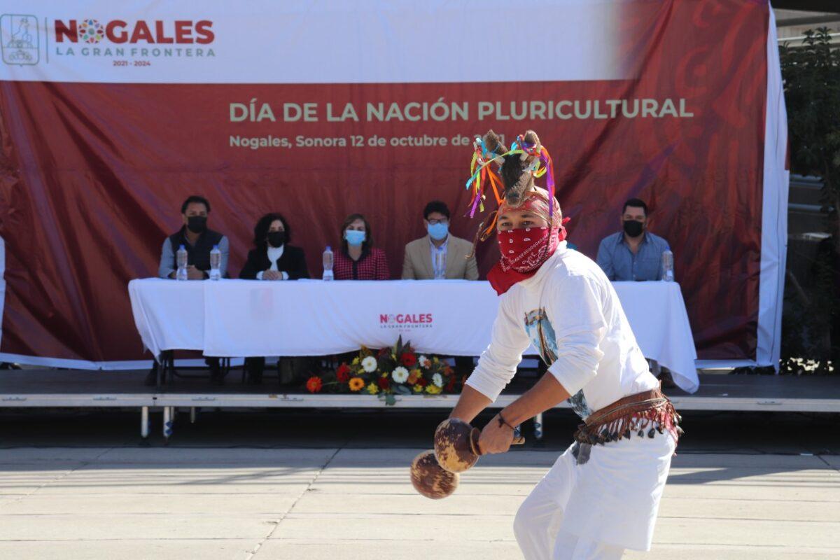"""PRESIDE ALCALDE CEREMONIA CONMEMORATIVA DEL """"DÍA DE LA NACIÓN PLURICULTURAL"""""""