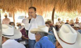 Gestionaré la creación de una zona económica especial en territorio yaqui: gobernador Alfonso Durazo.