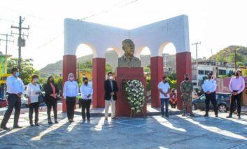 Recuerda Ayuntamiento de Guaymas aniversario luctuoso de Plutarco Elías Calles y Lázaro Cárdenas