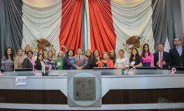 Envían a publicación reformas constitucionales y entregan Presea del Poderio de las Mujeres Sonorenses 202