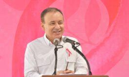 Convocamos a las y los sonorenses a luchar contra el cáncer de mama: gobernador Alfonso Durazo