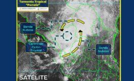 Pamela se localiza sobre Durango, ahora como tormenta tropical