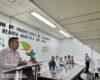 Juan Jesús Flores anuncia gestionar apoyos para familia de pescadores.