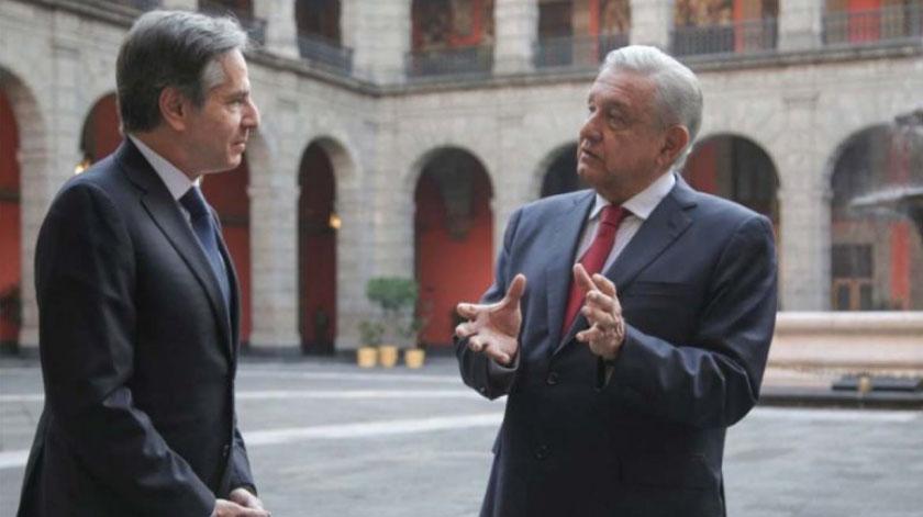 Es inconcebible no tener buena relación con Estados Unidos: López Obrador