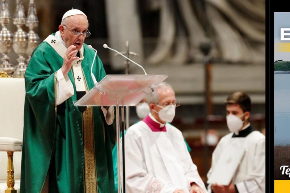 El Papa abre consulta de dos años sobre futuro de la Iglesia católica